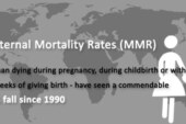 Mothers are Healthier as Indicated by 50% Lower MMR